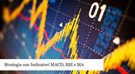 Strategia con Indicatori MACD, RSI e MA