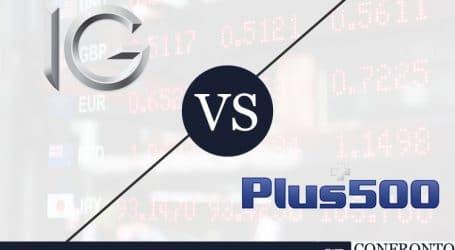 IG Markets VS Plus500: qual'è il migliore e perché?