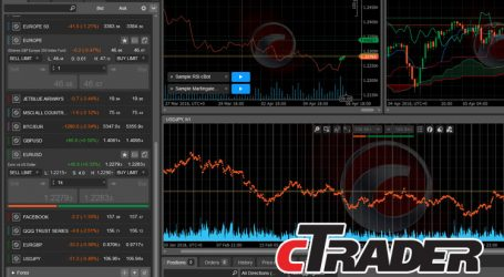cTrader Recensione e Opinioni sulla Piattaforma di Trading