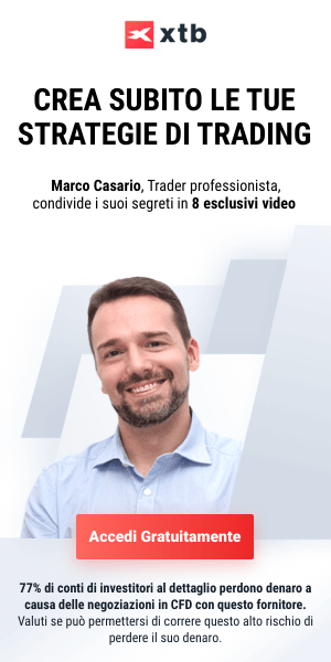 XTB Strategie di Trading